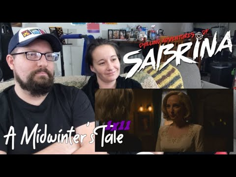 Chilling Adventures of Sabrina REACTION Season 1 FINALE: A Midwinter's Tale