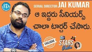 Naa Peru Meenakshi Serial Director Jai Kumar Full Interview || Soap Stars With Anitha
