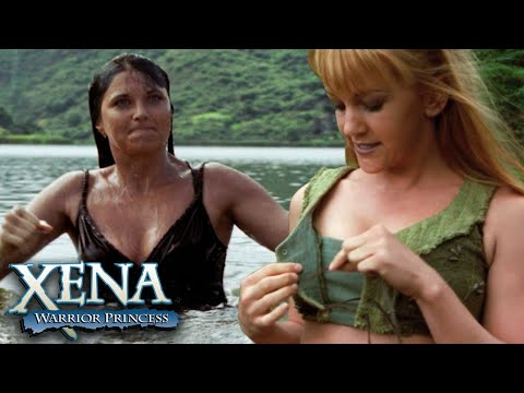 Xena and Gabrielle Like You've Never Seen Before | Xena: Warrior Princess