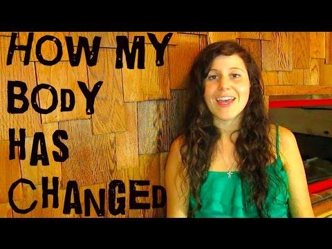 My New Raw Diet & Changes In My Body | 40BelowFruity