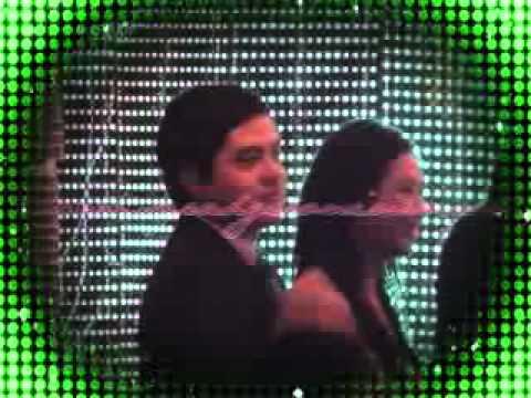 Sarah Geronimo & John Lloyd Cruz for Save the last dance for me(remake)