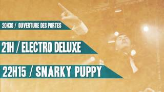 Snarky Puppy & Electro Deluxe