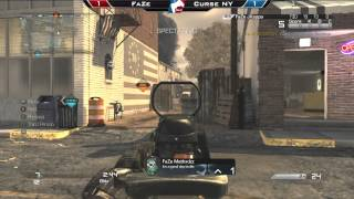 FaZe vs Curse NY - Game 3 - MLG Plays 2000 Series