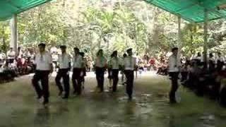 Nuestra marcha, en el primer Camporee al que asistimos, a la final no quedo tan mal!!! Nos vemos en La Gran Sabana!!!
