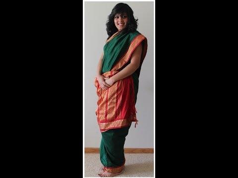 Video Tamil IYENGAR - Nine Yard/ Madisar -- How to drape a 9 Yard saree download in MP3, 3GP, MP4, WEBM, AVI, FLV January 2017