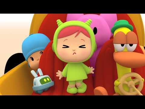 POCOYO Season 4 / New episodes! - Are We There Yet? (HD)