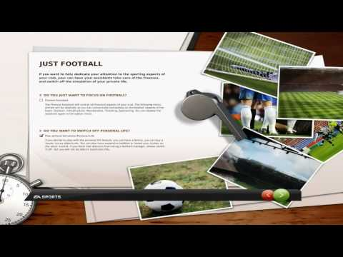 Video 0 de FIFA Manager 11: Capturas de pantalla de FIFA Manager 11