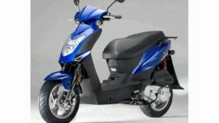 8. 2006 KYMCO Agility 125 - Review & Specification