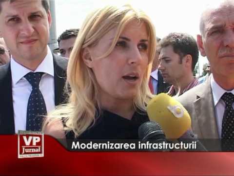 Modernizarea infrastructurii