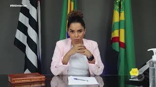 Prefeita de Bauru se pronuncia sobre decisão da justiça nas redes sociais