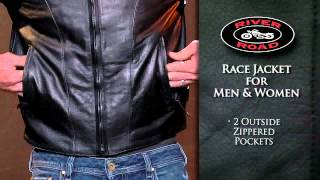 River Road Race Jacket for Men and Women