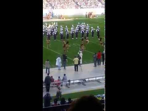Morehouse Marching Band Halftime Show 2014 Chicago Football Classic