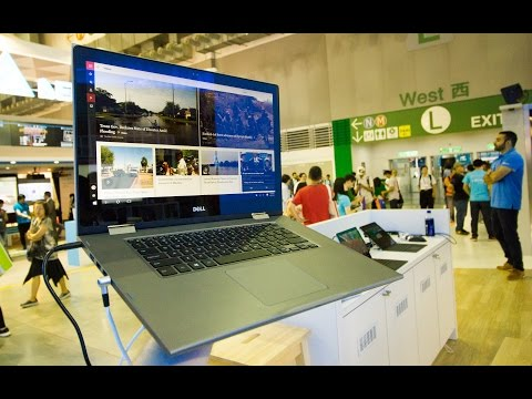 , title : 'Dell Inspiron 15 5000 2-in-1 Hands On at Computex 2016 (English)'