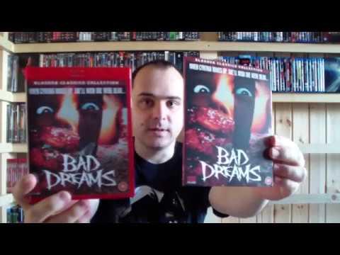 Kicsomagolás: Bad Dreams (1988) | 88 Films