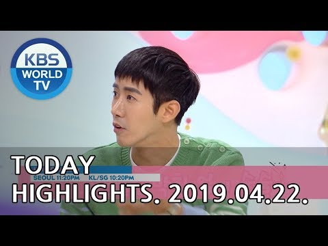 Today Highlights-Left-Handed Wife E70/It's My Life E115/Hello Counselor[2019.04.22] - Thời lượng: 32 giây.
