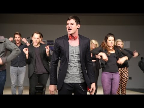 Benjamin Walker Sings 'Selling Out' from Duncan Sheik's AMERICAN PSYCHO