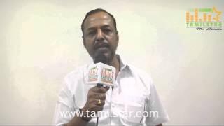 MD Sugumar at Kaaththamma Movie Audio Launch