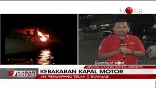 Video KM Gerbang Samudra Terbakar, 145 Penumpang Telah Dievakuasi MP3, 3GP, MP4, WEBM, AVI, FLV Desember 2018
