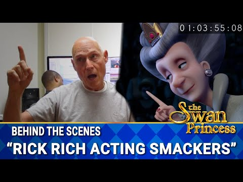 Acting Smackers by Rick Rich | The Swan Princess