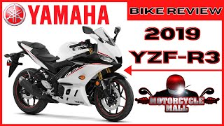 3. 2019 Yamaha R3 | Review