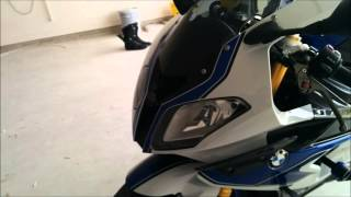 7. 2014 BMW S1000RR HP4 COMPETITION PACKAGE