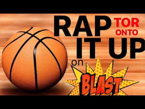 RAP IT UP: RAPTORS BLOWOUT CAVS, BUT WHAT DOES IT MEAN? | BALL ON BLAST PODCAST EP 12
