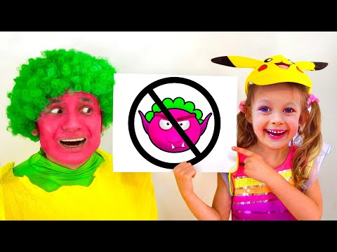 Funny Rules + More Children Songs with Maya and Mary