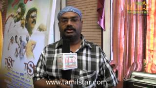 Sathish Kumar Speaks at Azhagan Murugan Movie Audio Launch