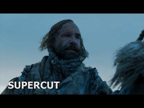 SUPERCUT:  The Hound's Funniest Insults