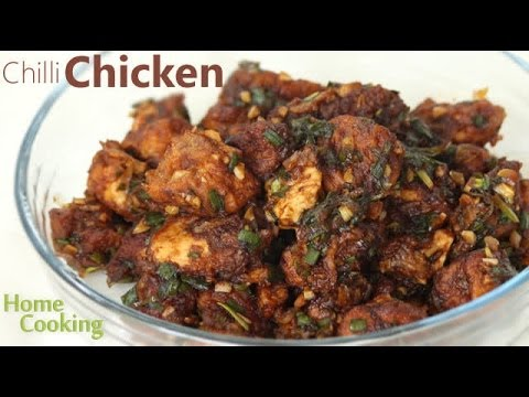 Chilli Chicken | Ventuno Home Cooking
