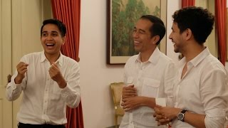Video SkinnyIndonesian24 & President Jokowi - Cara Menjadi Presiden MP3, 3GP, MP4, WEBM, AVI, FLV November 2017