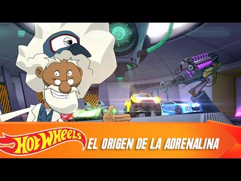 TEAM HOT WHEELS El Origen de la Adrenalina   Hot Wheels