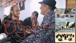CIGABOIS : Votre Drip tip sur-mesure, un luxe à votre portée !