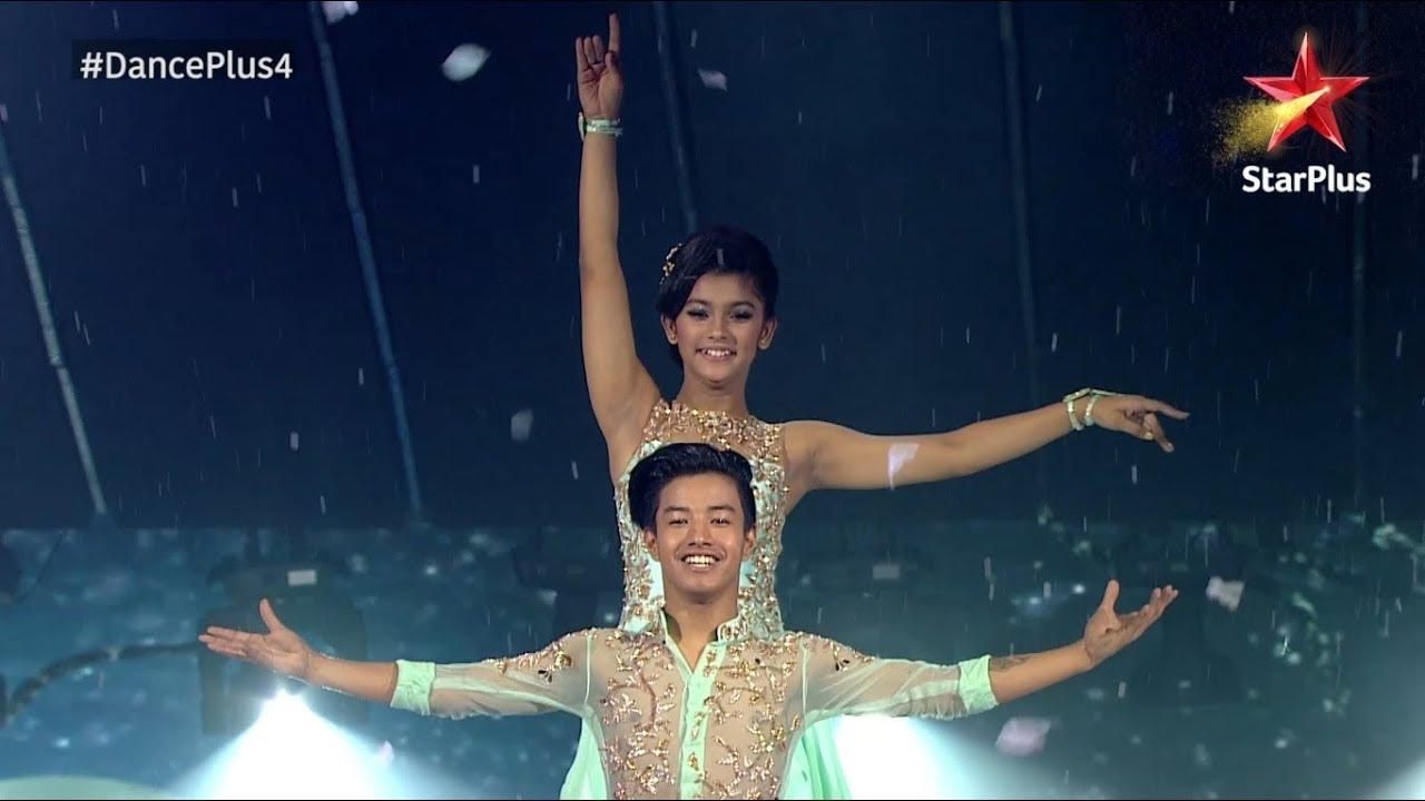 Dance+ 4   Sujan Aaanchel's finale moves