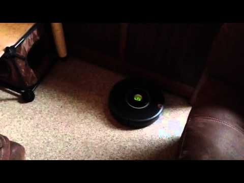 Roomba Irobot 595 Pet Series Robotic Vacuum