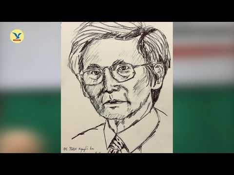 Tiếp nhận tài liệu hiện vật của cố GS.TSKH Nguyễn Lai