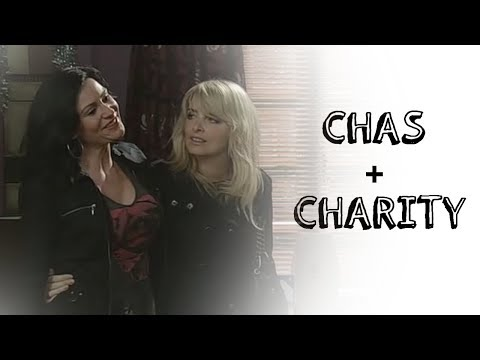 Emmerdale    Chas+Charity {Humour}