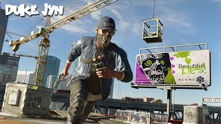 Watch Dogs 2 - Película Resumida