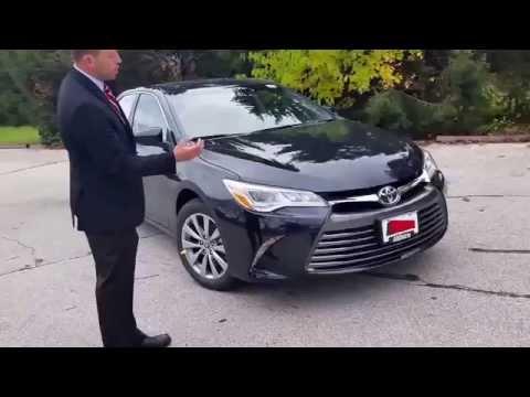 Toyota xle camry 2015 снимок