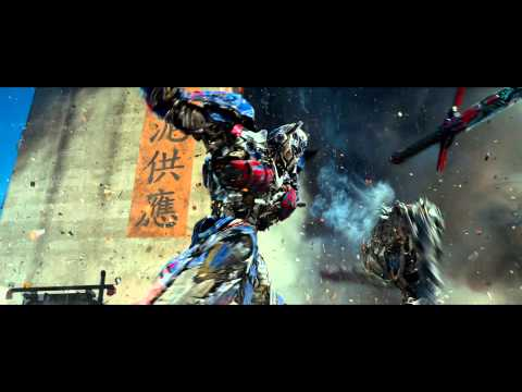 Transformers: Age of Extinction Transformers: Age of Extinction (TV Spot 'Review')