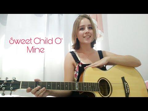 Sweet Child O' Mine - Guns N' Roses (cover acústico)