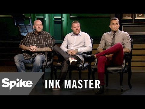 Christian, Cleen, And Anthony Break Their Silence - Ink Master: The Decision | Aug 23 9:30/8:30c