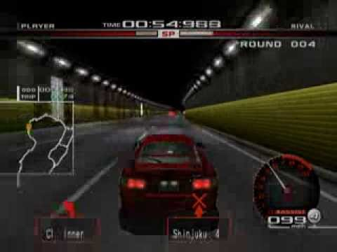 Tokyo Xtreme Racer Playstation 2