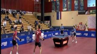 Slovenia Open: Alexei Liventsov Igor Rubtsov-Xu Xin Zhang Chao