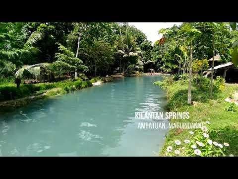 Kilantan Springs in Brgy. Kauran, Ampatuan, Maguindanao