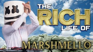 Video MARSHMELLO | The RICH LIFE | Forbes 2018 Net Worth ( Cars, Mansion, Helmet and more ) MP3, 3GP, MP4, WEBM, AVI, FLV Februari 2019