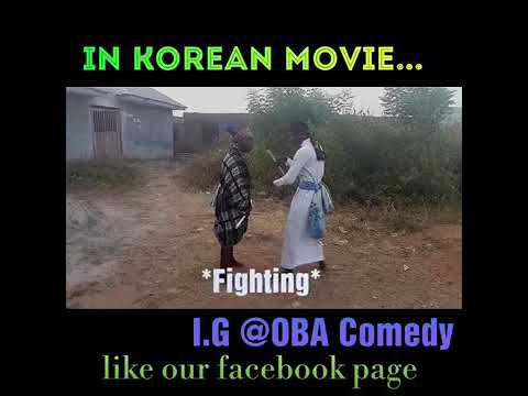 Difference between Nigerian movie and Korean movie