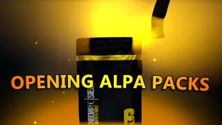 OPENING ALPHA PACKS - Tom Clancy's Rainbow Six (4K Stream)•Make sure to Subscribe!!! https://goo.gl/Az5SEQCheck out:•HikeTheGamer - https://goo.gl/UpciQw•HikeTV -  https://www.youtube.com/c/HikeTVCheck out:• Grand Theft Alien - https://www.youtube.com/playlist?list=PLYHMmsuNOK_eepXc98YiiYVPPiukvv_R2FOLLOW ME ON:• Twitter - https://twitter.com/HikeTheGamer• Instagram - https://www.instagram.com/hikethegamer/• FaceBook - https://www.facebook.com/HikeTheGamer• Snapchat - https://www.snapchat.com/add/HikesnapsI'm playing with:HikePlays is a YouTube Gaming streaming channel. We try to stream everyday and have daily uploads over on https://YouTube.com/HikeTheGamer. I play lots of games ranging from Grand Theft Auto to Ark: Survival! If you want to get ahold of me feel free to check me out on my Twitter page @HikeTheGamer! Thanks for checking out my channel!If you enjoyed the video make sure to click that LIKE Button!