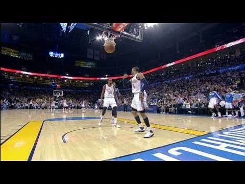 Russell Westbrook's Top 10 Plays of the 2011 Season