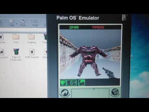 Serious Sam for Palm OS part 1